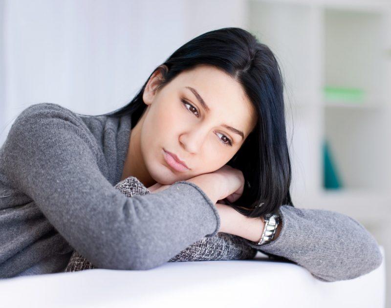 psicologa para la depresion en Valencia - chica triste