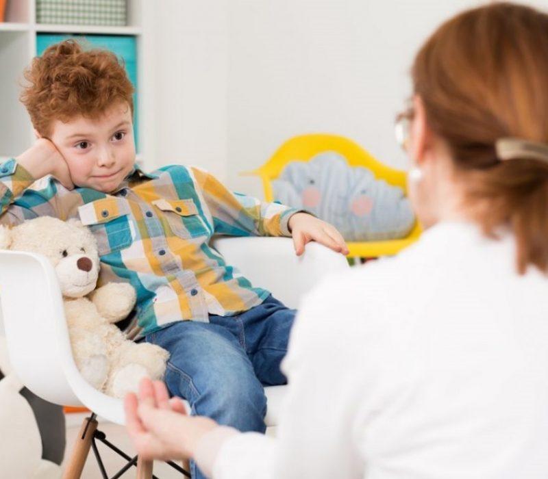psicologa infantil en Valencia - niño con tdah