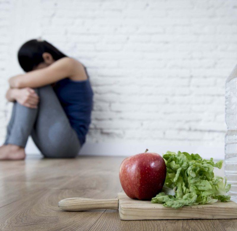 psicologa para la anorexia nerviosa en valencia - verduras